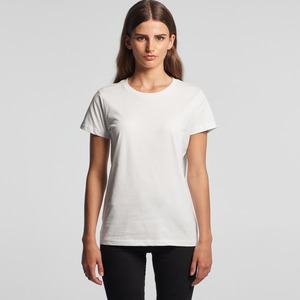 AS Colour - Women's Maple Crew Tee (Regular Fit)